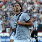 Amauri gol a Siena